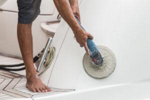 mantenimiento barco menorca